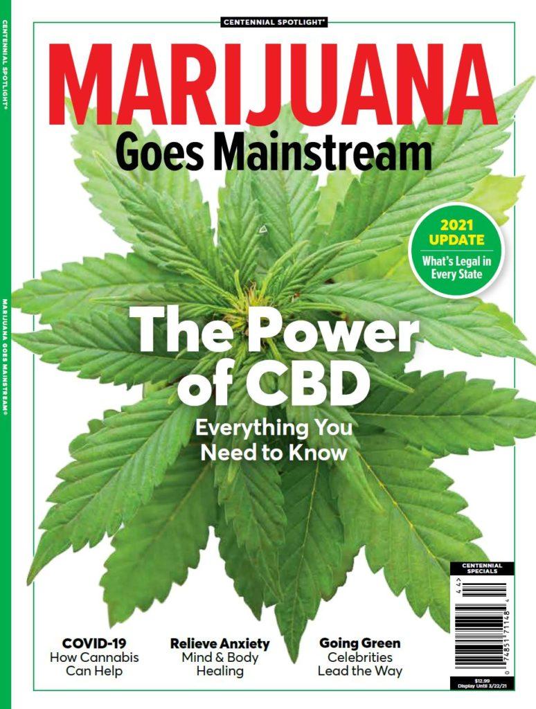 Marijuana Goes Mainstream Crohn's Colitis One Great Gut
